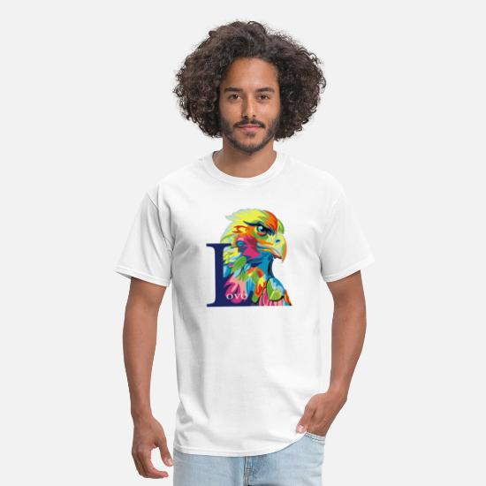 Colorcontest T-Shirts - vivid hawk - Men's T-Shirt white