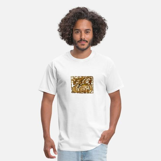 Chinese T-Shirts - Dragon - Men's T-Shirt white