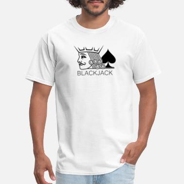 Blackjack - Men's T-Shirt