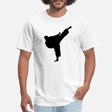 Iaido Karate Kung Fu - Men's T-Shirt