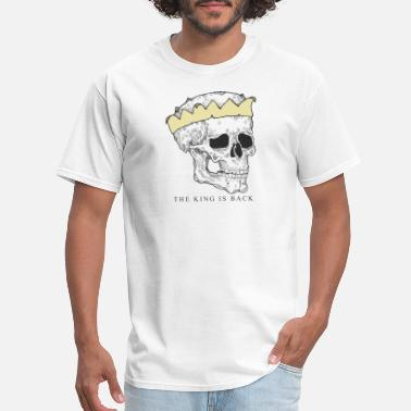 Coldbones The King is Back Color - Men's T-Shirt