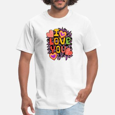 Me And Boys Rolling Cool with love | I Love Yourolling_coollov - Men's T-Shirt