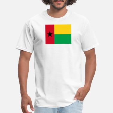 Guineabissau Flag of Guinea-Bissau (gw) - Men's T-Shirt
