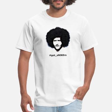 037acce77 Shop Colin Kaepernick T-Shirts online | Spreadshirt
