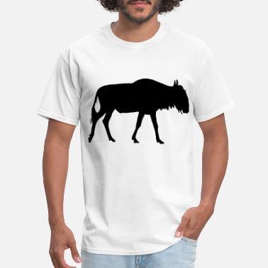85a3b8d2c958c6 Wildebeest Blue wildebeest - Men  39 s T-Shirt