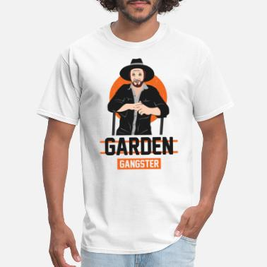 Evergreen Garden Gangster - Men's T-Shirt