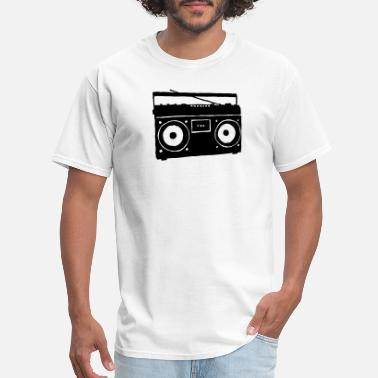 Boom Box boom box - Men's T-Shirt
