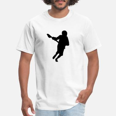 Lacrosse Player Lacrosse - Men's T-Shirt