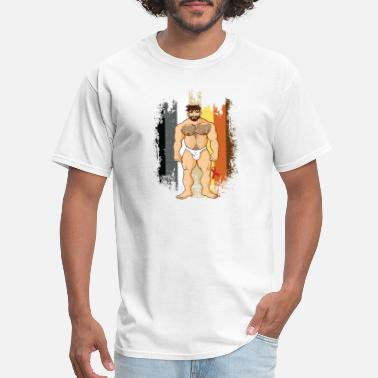 Gay Bear Woof Gay Bear Undies 1 - Men's T-Shirt