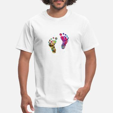 Baby Feet Baby feet - Men's T-Shirt