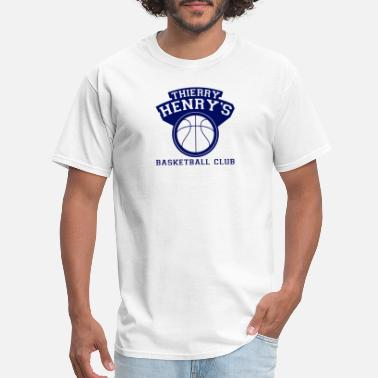 Basketball Club Thierry Henry s Basketball Club - Men's T-Shirt