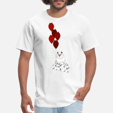 Pennywise The Clown Cat IT - Men's T-Shirt