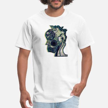 Heady Heady Green - Men's T-Shirt