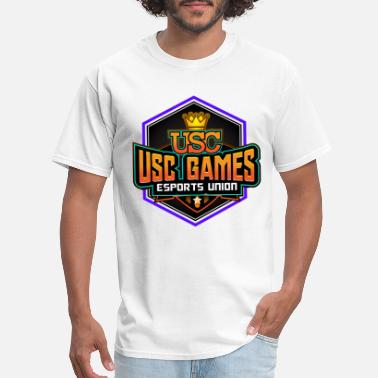 Usc USC GAMES ESPORT - Men's T-Shirt