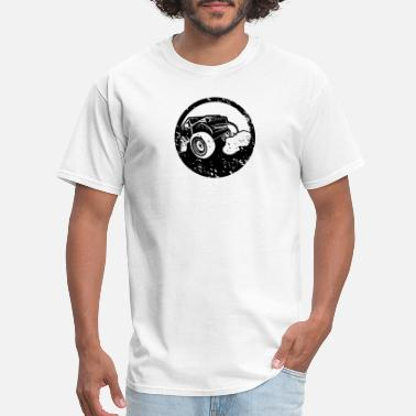 Off-roading Off Road - Men's T-Shirt