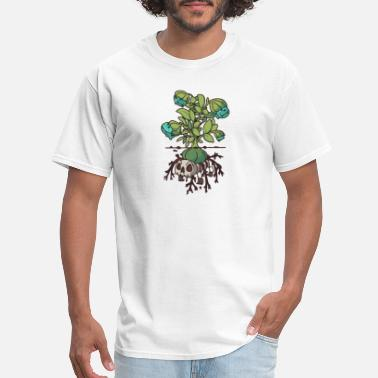 Plant Grounds Bulba Plant - Men's T-Shirt