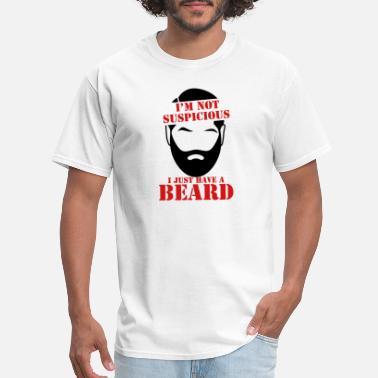 REAL MEN GROW BEARDS FUNNY HIPSTER RETRO COOL JOKE TOTE BAG LIFE SHOPPER