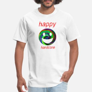 Happy Hardcore happy hardcore 1 - Men's T-Shirt