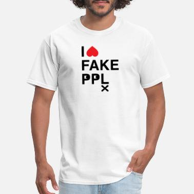 Faking Fake - Men's T-Shirt