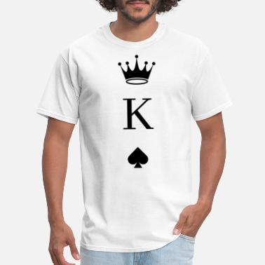 King Of Spades The King of Spades - Men's T-Shirt