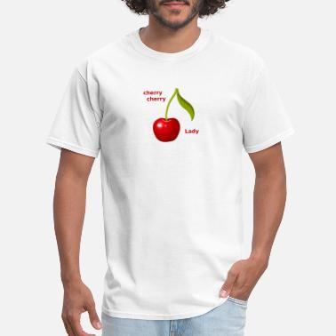 Cherries cherry cherry lady - Men's T-Shirt