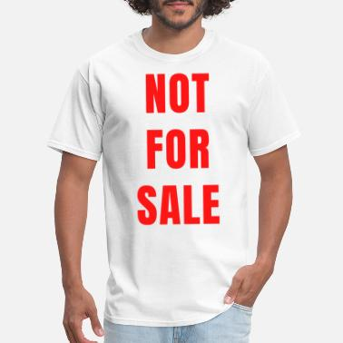 Discovery NOT FOR SALE - Men's T-Shirt