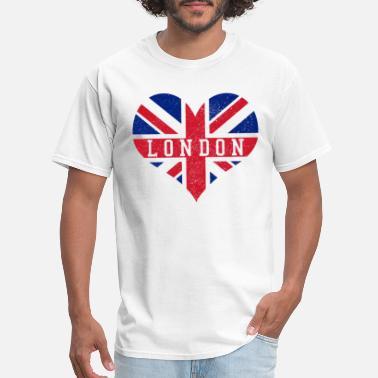 London England Tank Top Novelty Souvenir Tourist Summer Holiday Mens Vest Gift