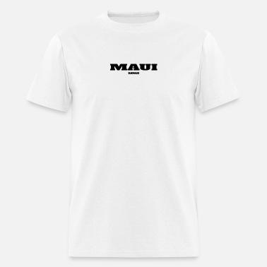 ceeb0411 HAWAII MAUI US EDITION Men's Organic T-Shirt | Spreadshirt