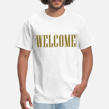 Bistro welcome Tshirt - Men's T-Shirt
