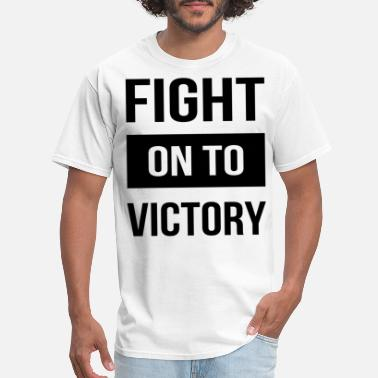 Usc Fight on to Victory USC Trojans Unisex california - Men's T-Shirt