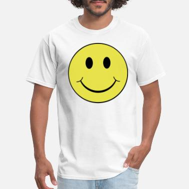 House smiley_face - Men's T-Shirt