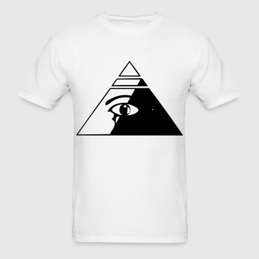 egyptian eye - Men's T-Shirt