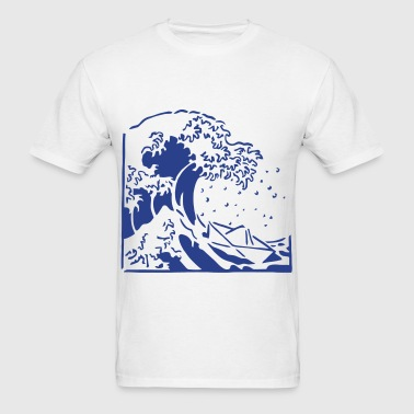 Paper Boat - Men's T-Shirt