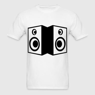 Speaker Boxes - Men's T-Shirt