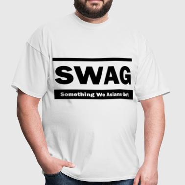 Swag (Something We Asians Got) - Men's T-Shirt