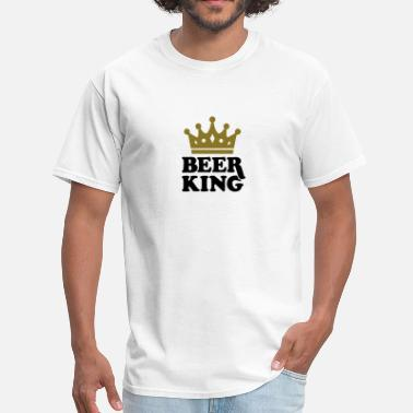 Beer King Beer King - Men's T-Shirt