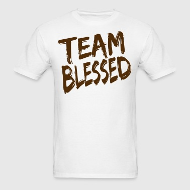 TEAM BLESSED - Men's T-Shirt