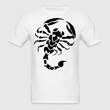 Scorpion HD Vector - Men's T-Shirt