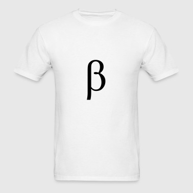 beta - Men's T-Shirt