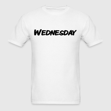 Wednesday - Men's T-Shirt