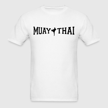 Muay Thai - Men's T-Shirt