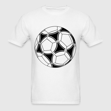 soccer football - Men's T-Shirt