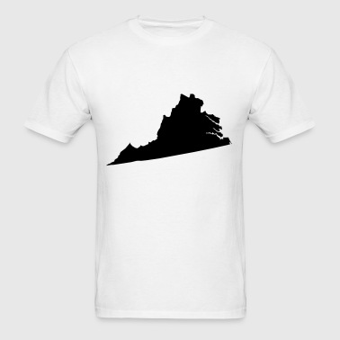 virginia - Men's T-Shirt