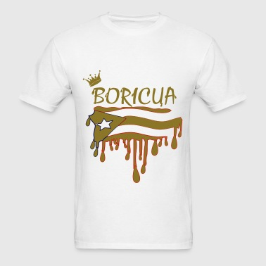 Boricua - Men's T-Shirt
