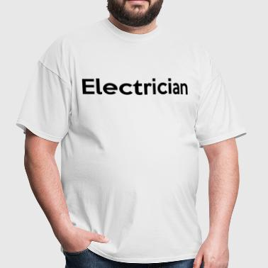 Electrician - Men's T-Shirt