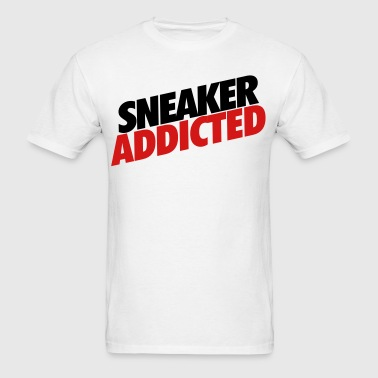 sneaker addicted 2 - Men's T-Shirt