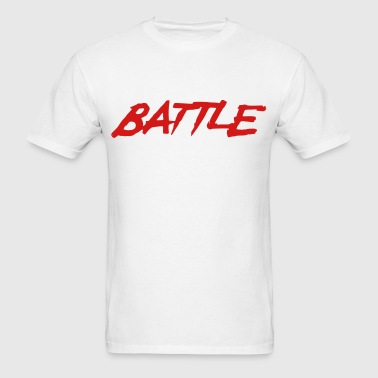 Battle - Men's T-Shirt