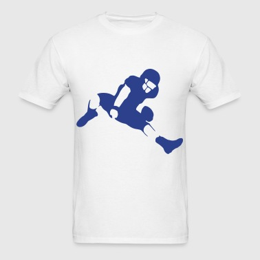 Football Pose - Men's T-Shirt