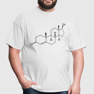 testosterone male sex hormone - Men's T-Shirt