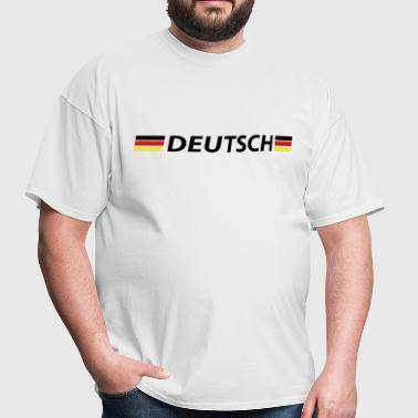 deutsch - Men's T-Shirt